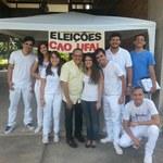 Resultado das eleições do Centro Acadêmico 2014.2 com vitória da Chapa 1